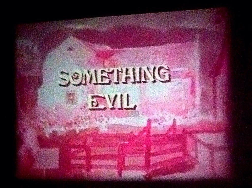 Steven Spielberg Something Evil 1972