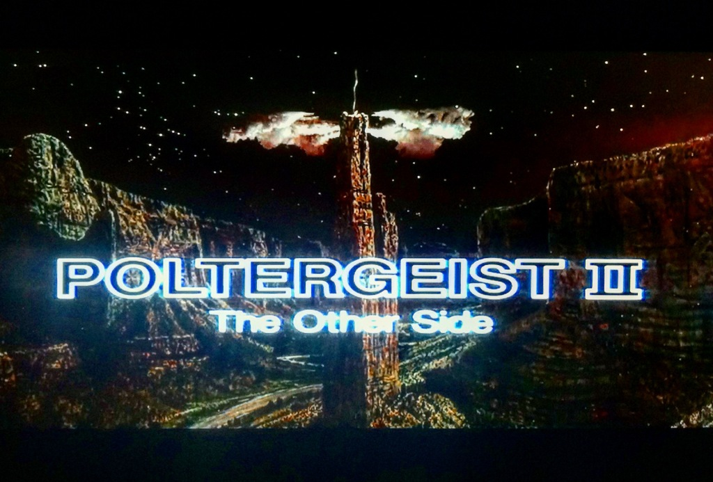 Poltergeist 2 The Other Side Titlecard