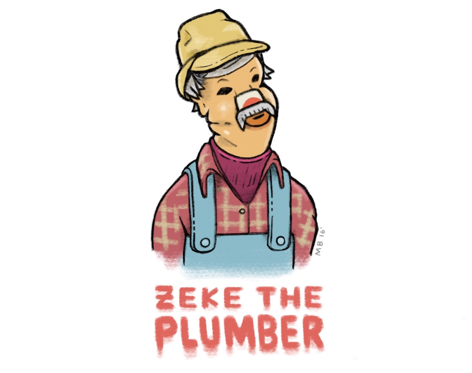 salute_your_shorts_zeke_the_plumber_max_brown